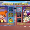 2P VS Game Choose your Pokemon