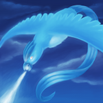 Articuno used ice beam