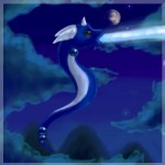 Dragonair used ice beam