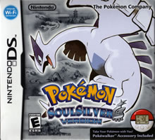 Pokemon SoulSilver Nintendo DS
