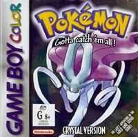 Pokemon Crystal Game Boy Color