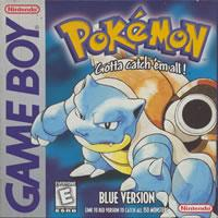 Pokemon Blue Game Boy
