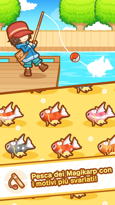 Magikarp Jump Screenshot 4