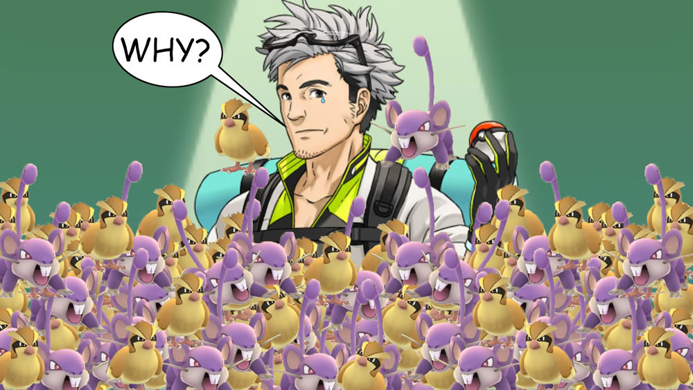 Professor Willow Crying
