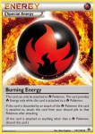 151 Burning Energy