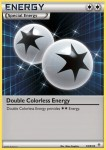 74 Double Colorless Energy