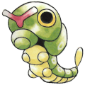 010Caterpie RG