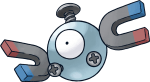 081Magnemite Pokemon Mystery Dungeon Red and Blue Rescue Teams