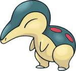 155Cyndaquil Pokemon Mystery Dungeon Red and Blue Rescue Teams