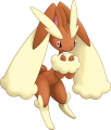 428Lopunny Pokemon Mystery Dungeon Explorers of Sky
