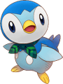 393Piplup PSMD