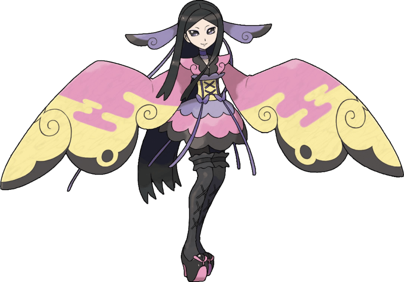 Valerie, a fairy type specialist