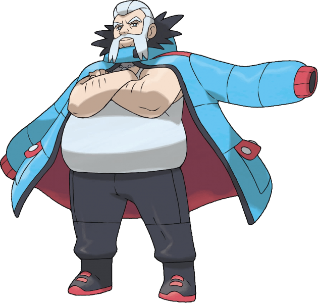 Wulfric, an ice type specialist