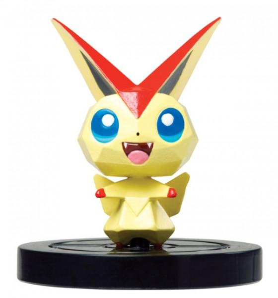 An NFC Compatible model of Victini