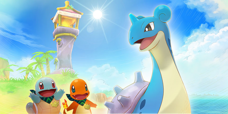 Lapras Intercontinental Travel artwork alt PSMD