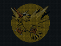 Pixellated Zapdos Wallpaper. Team Instinct would be proud.